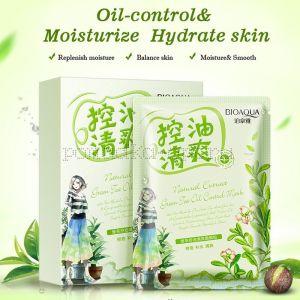 Bioaqua Освежающая Маска с маслом чайного дерева Natural Extrac ОРИГИНАЛ