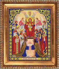 И-4010 Благовест. Похвала Пресвятой Богородицы. А4 (набор 750 рублей)