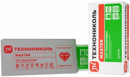Техноплекс - XPS ТЕХНОНИКОЛЬ 30-200 СТАНДАРТ
