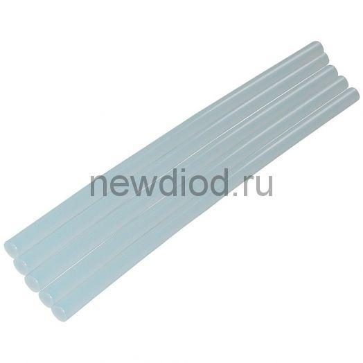 Клеевые стержни d=7,4 мм, L=197 мм, прозрачные (10шт.) REXANT