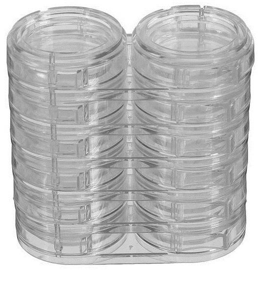 Набор двойных контейнеров для дизайна уп/6 шт