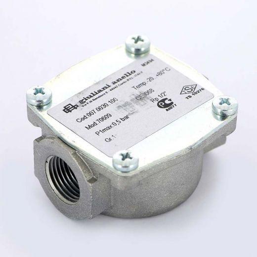 """Фильтр газовый WATTS Ind для серий FGB15 1/2"""" 0,5бар"""