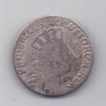 6 грошей 1777 года Калининград ( Кенигсберг ) Пруссия