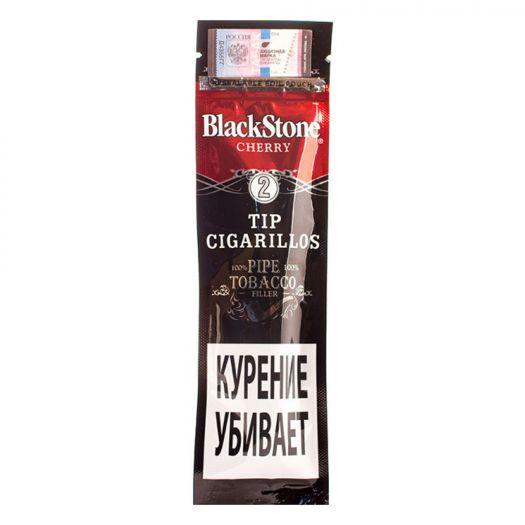 Сигариллы Black Stone Cherry Tip Cigarillos (2)