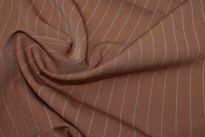 Костюмная ткань полоска VT-10347/D2/C#2