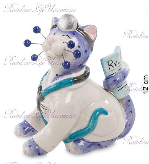 "Фигурка кот доктор Мур ""Pavone"""