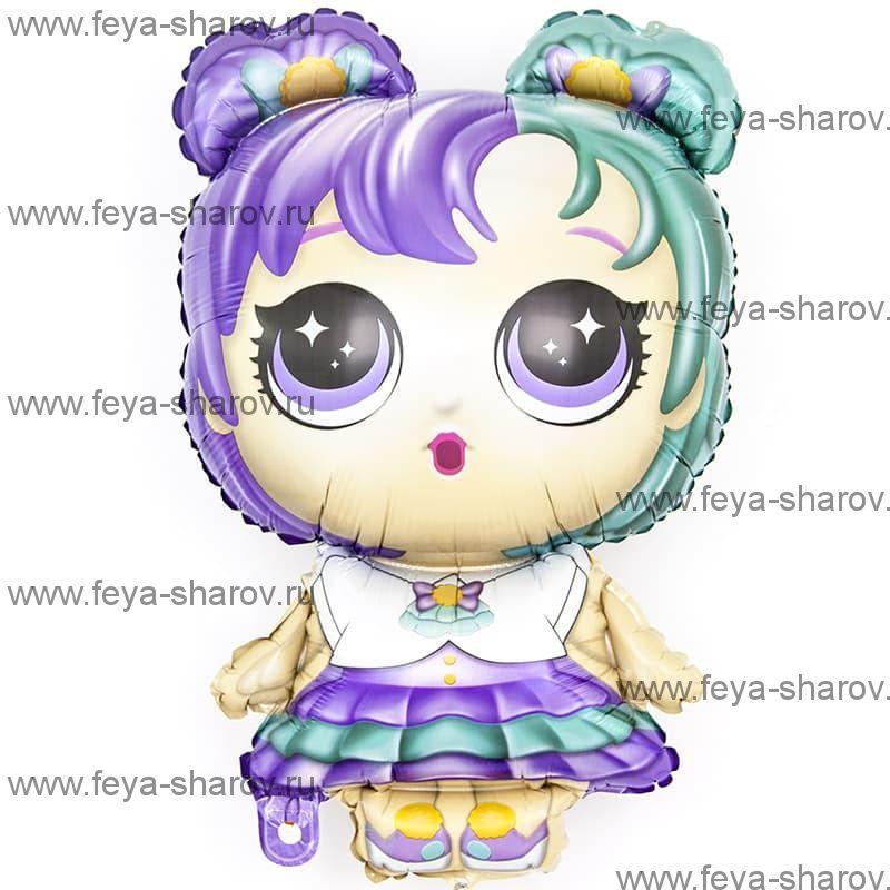 Шар Модная кукла 81 см