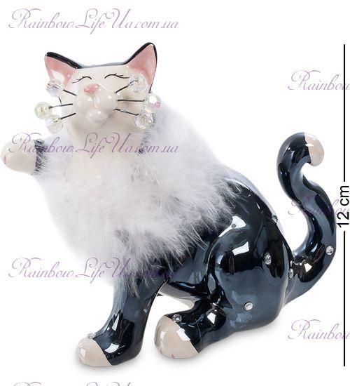 """Фигурка кошка Ча - Ча """"Pavone"""""""
