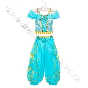 Карнавальный костюм ЖАСМИН 116 см