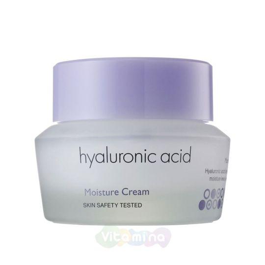 It's Skin Увлажняющий крем для лица с гиалуроновой кислотой Hyaluronic Acid Moisture Cream, 50 мл