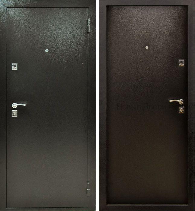 ЭГ металл/металл , дверь входная