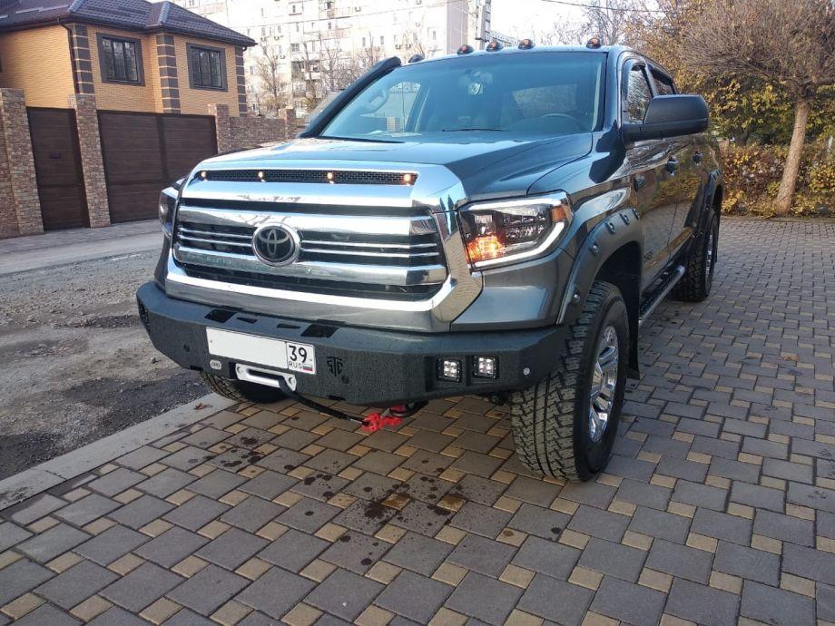 Бампер силовой передний Toyota Tundra 2014+