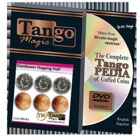 Eisenhower Hopping Half  by Tango Magic