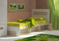 Детская кровать с подъемным механизмом Палермо-Юниор