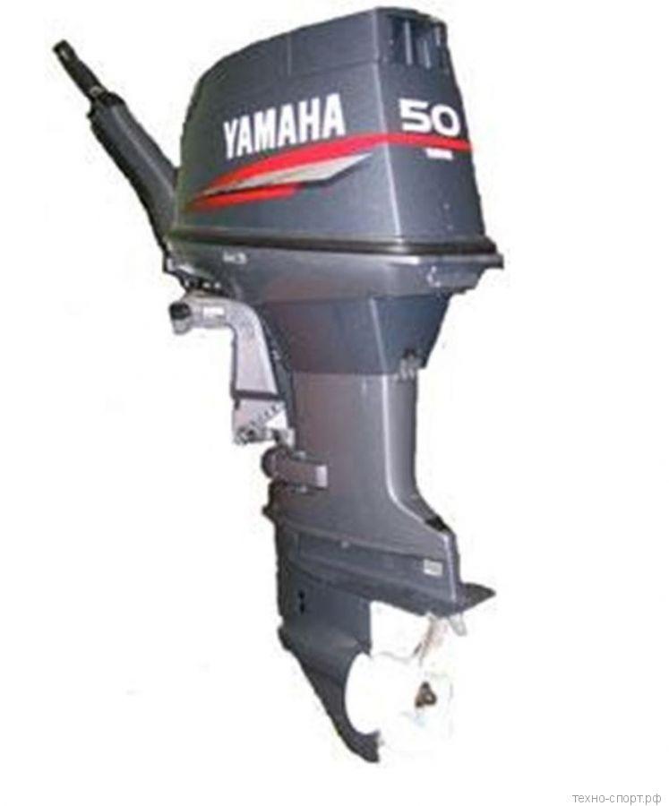 Лодочный мотор Yamaha 50 HMHOS 2х-тактный