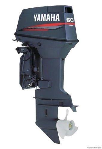 Лодочный мотор Yamaha 60 FETOL - 2х-тактный