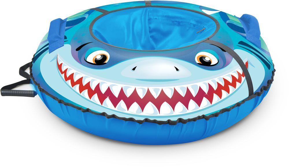 Тюбинг с круговым дизайном ТБ3К-85 (диаметр чехла 930 мм) Акула