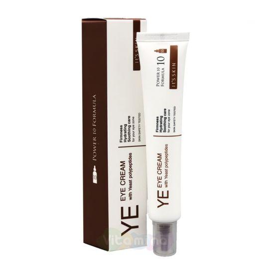 It's Skin Антивозрастной крем для кожи вокруг глаз Power 10 Formula YE Eye Cream, 30 мл