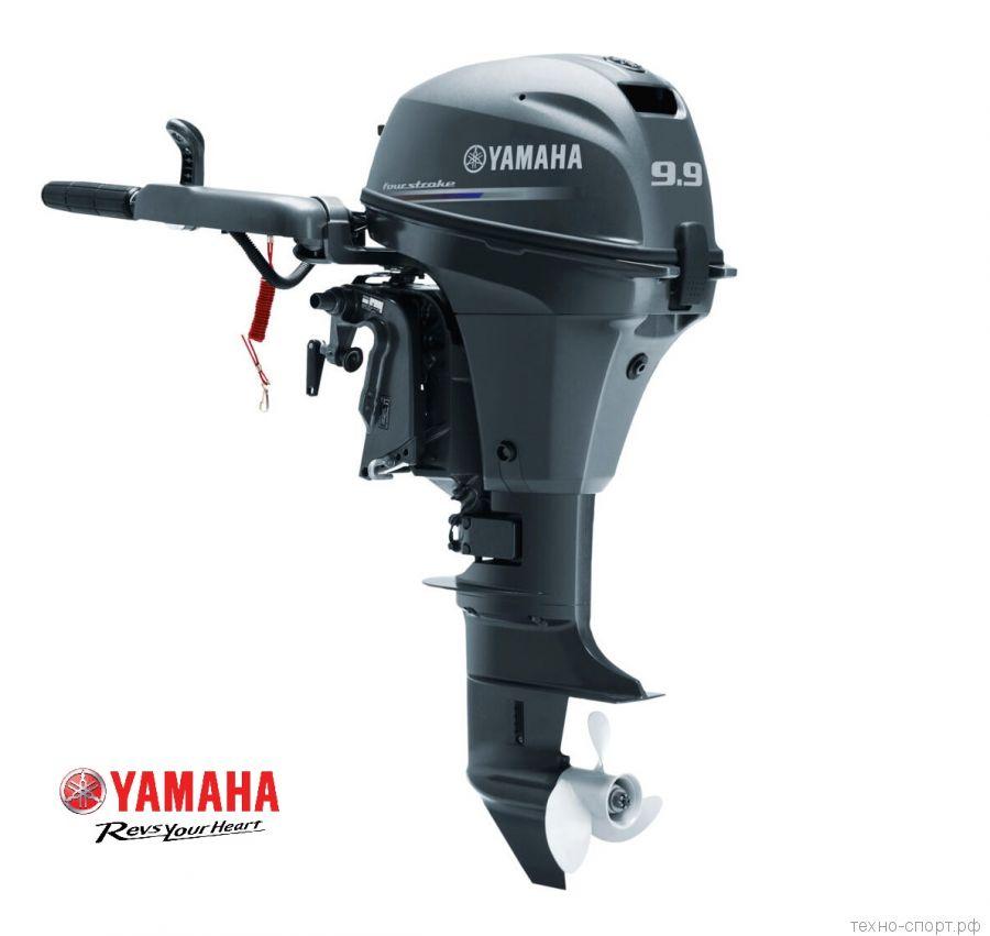 Лодочный мотор YAMAHA F 9.9 JMHS - 4-х тактный