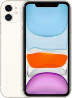 Apple iPhone 11 128Gb (White) (MHDJ3RU/A)