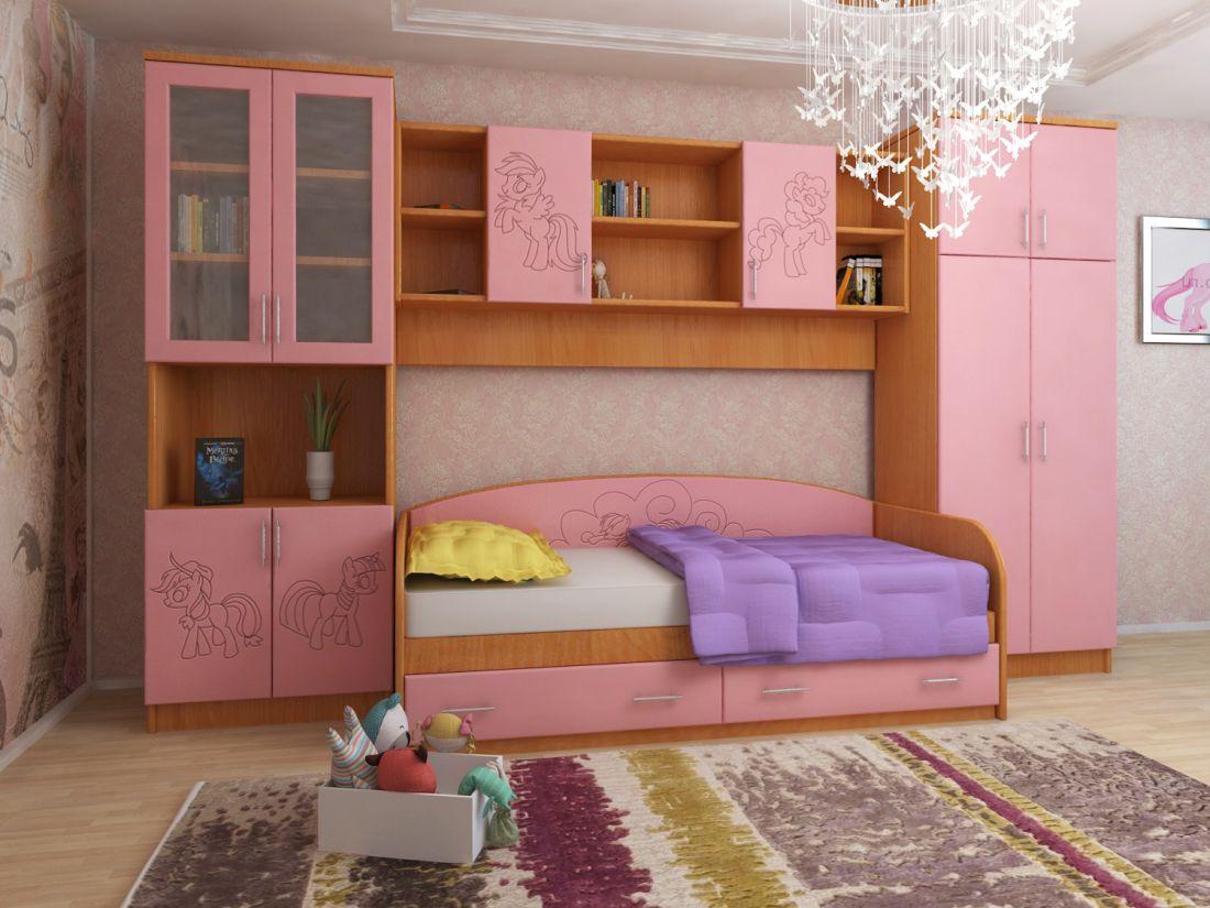Комплект мебели Веселый пони (НАРУС)