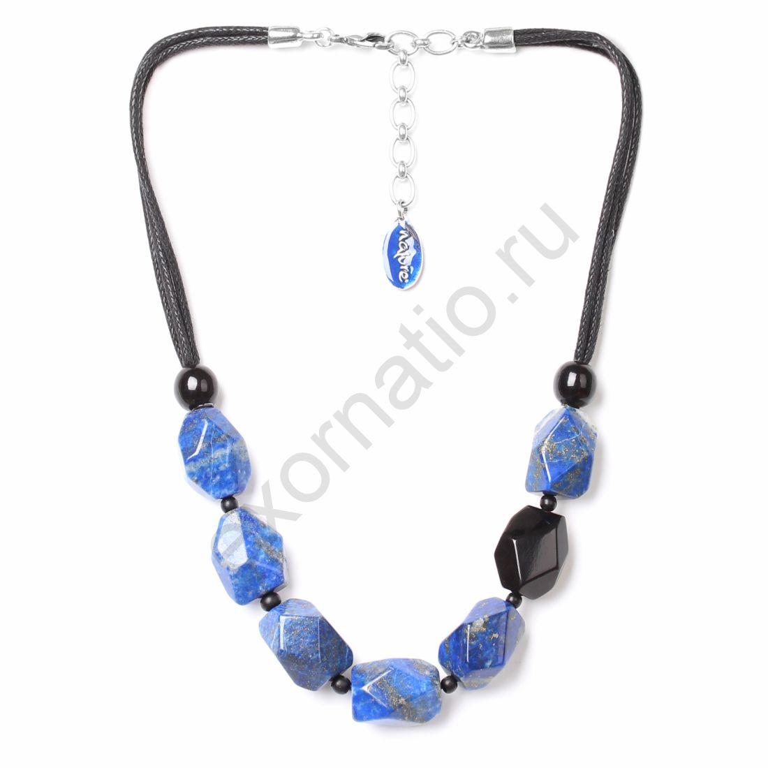 Колье Nature Bijoux 15-27856. Коллекция Deep Blue