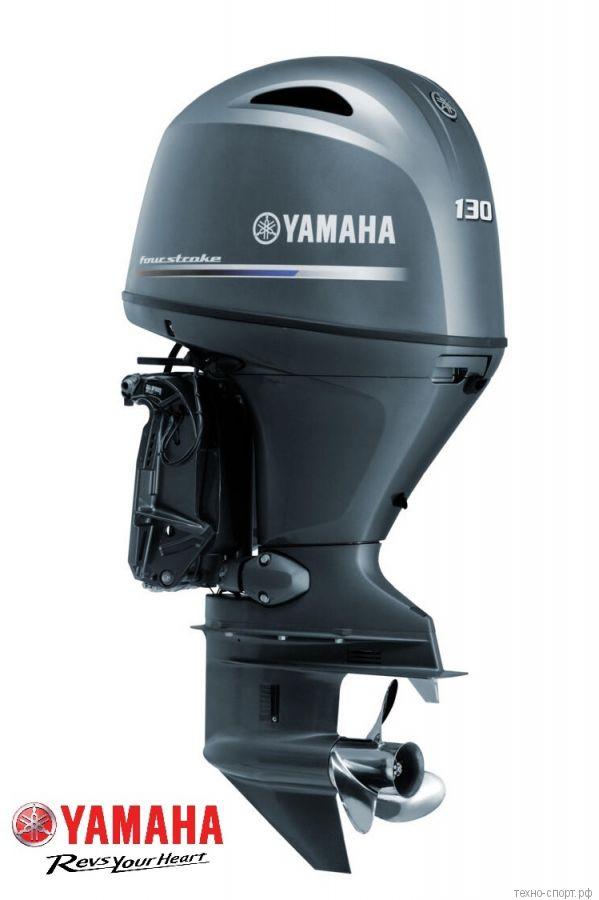 Лодочный мотор Yamaha F 130 AETX - 4х-тактный
