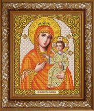 ИС-4015 Славяночка. Пресвятая Богородица Избавительница. А4 (набор 850 рублей)