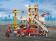 Конструктор Lari City Центральная пожарная станция 11216 (Аналог LEGO City 60216) 985 дет