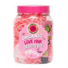 Skin Super Food Подарочный набор LOVE PINK, 130+30+30 мл
