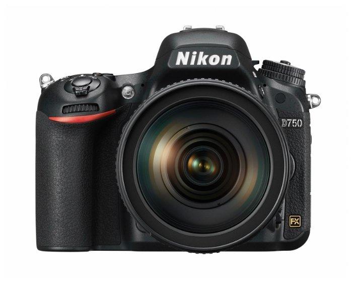 Nikon d750 kit 18-105mm vr
