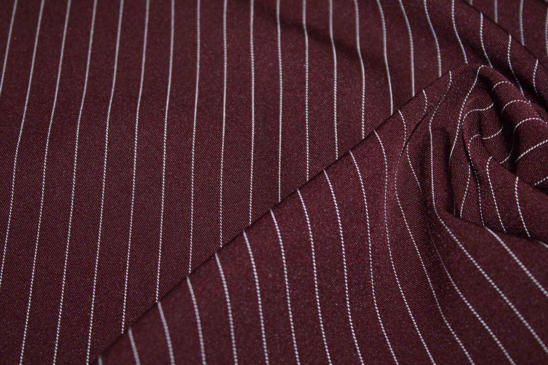 Костюмная ткань полоска VT-10347/D1/C#6