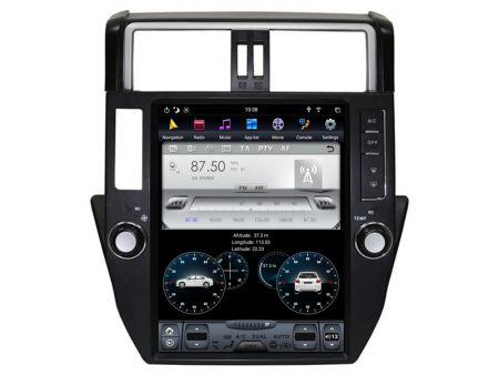 Witson Toyota Land Cruiser Prado 150 2009-2013 (TZ1221X)