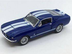 Машина модель металл 1967 Shelby GT500 1:40