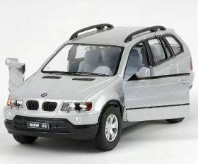 Машина игрушка металл BMW Х5 1:40