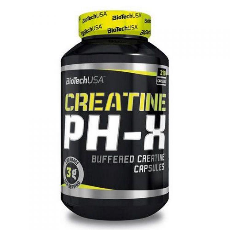 Creatine PH-X от BioTechUSA 90 кап