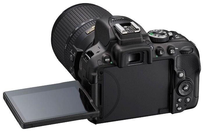 Nikon D5500 kit 18-55 ED III