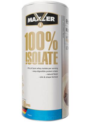 100% Isolate от Maxler 450 гр 15 порций