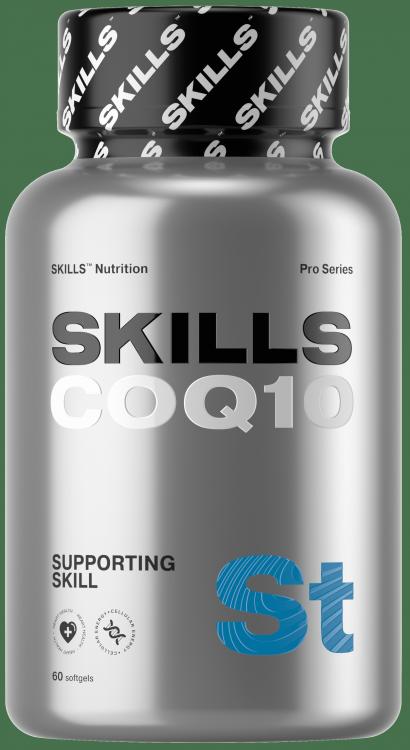 COQ10 от SKILLS 100 мг 60 кап