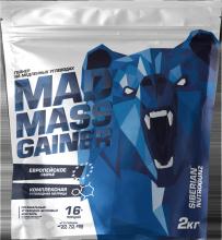 Mad Mass Gainer от Siberian Nutrogunz 2 кг