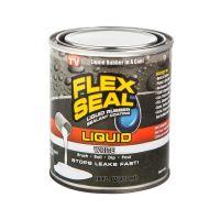 Водонепроницаемый клей-герметик Flex Seal Liquid, 473 мл, Цвет Белый