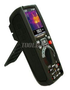DT-9889 - мультиметр цифровой с тепловизором