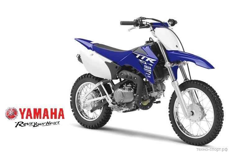 Мотоцикл Yamaha TT-R110E