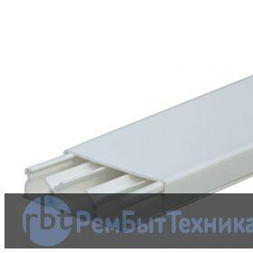 LEGRAND 30026 Кабель-канал 60х16мм с крышкой, с перегородкой, 2,1м