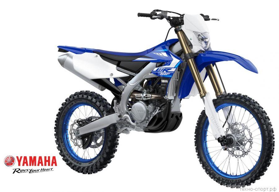 Мотоцикл Yamaha WR250F (2021)