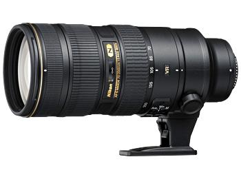 Nikon 70-200mm f/2.8G ED VR II AF-S Nikkor