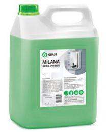 Жидкое крем-мыло Milana алоэ вера 5 кг- купить в Челябинске | Антибактериальное жидкое мыло цена