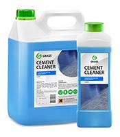 Очиститель после ремонта Cement Cleaner 5.5 кг |Средства очистки после ремонта GRASS (Грасс)