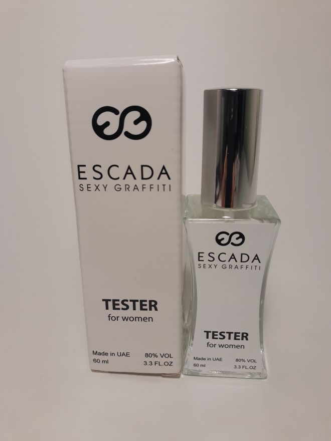 Тестер Escada Sexy Graffiti 60 ml NEW