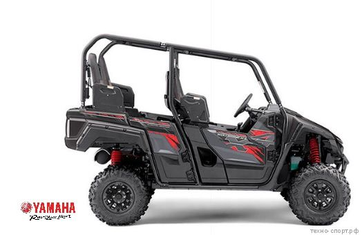 Вездеход Yamaha Wolverine X4 EPS камуфляж 2021 м.г.
